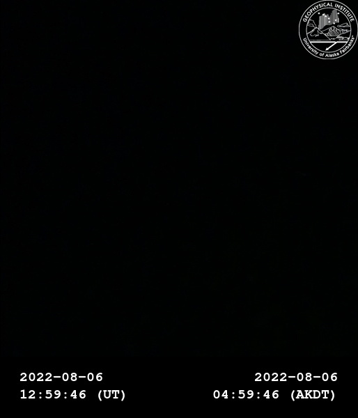 Fairbanks, Alaska, USA aurora live camera