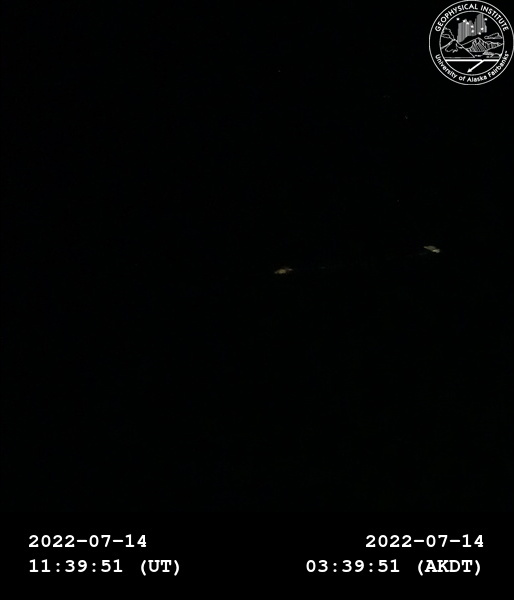 Web Camera is located in Abisko, Sweden.