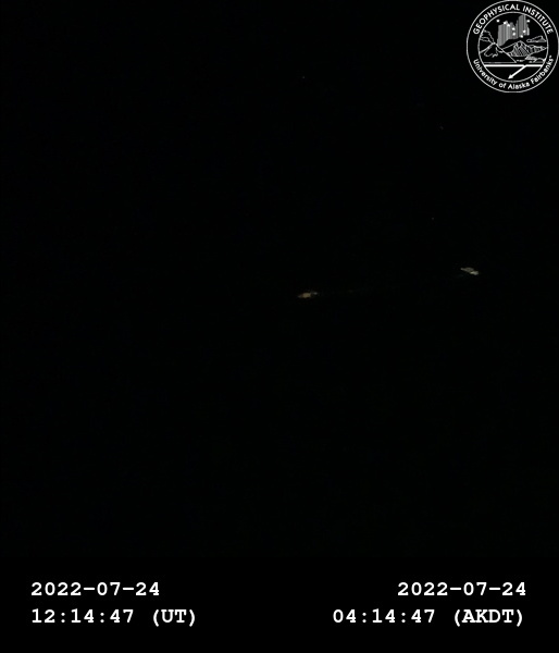 Web Camera is located in Abisko, Sweden.